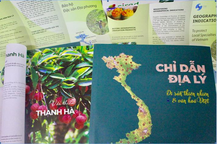 Bảo hộ sở hữu trí tuệ và chỉ dẫn địa lý - giúp nâng cao giá trị hàng nông sản Việt Nam (1/8/2020)