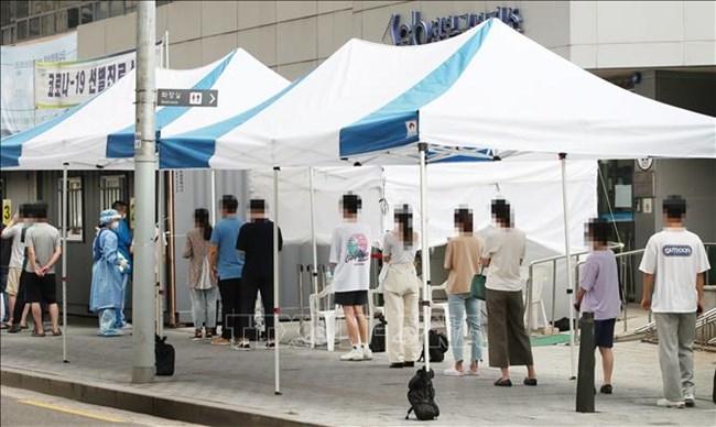 Người dân Hàn Quốc nỗ lực tham gia chống dịch Covid-19 (26/7/2020)