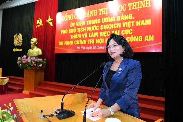 THỜI SỰ 21H30 ĐÊM 18/8/2020: Phó Chủ tịch nước Đặng Thị Ngọc Thịnh làm việc tại Cục An ninh chính trị nội bộ, Bộ Công an