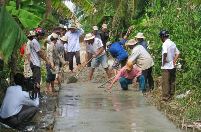 Những nỗ lực xây dựng nông thôn mới ở huyện Phước Long, tỉnh Bạc Liêu (31/8/2020)