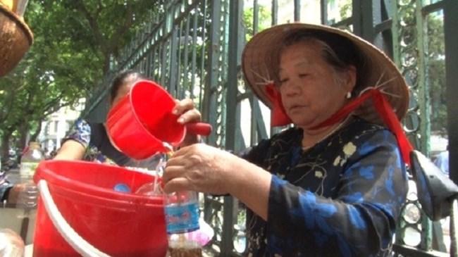Những ngụm nước vối thanh mát, ấm tình người (17/9/2020)