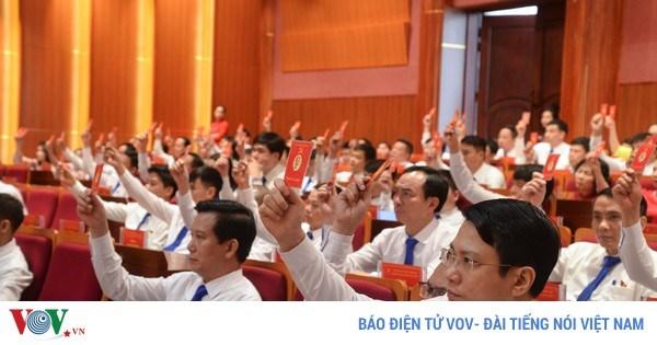 Nhân sự trượt cấp uỷ: Nhìn từ một số đại hội cấp trên cơ sở  (9/9/2020)