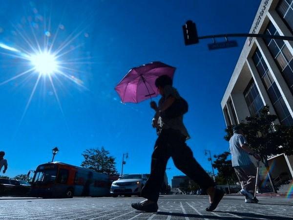Miền tây nước Mỹ đối mặt với nắng nóng cực đoan và dịch bệnh COVID-19 (7/9/2020)