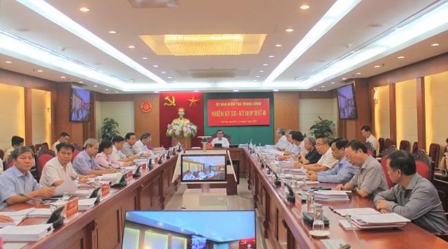 THỜI SỰ 18H CHIỀU 14/9/2020: Ủy ban Kiểm tra Trung ương đề nghị xem xét kỷ luật một số tổ chức đảng, đảng viên