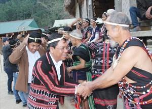 Du lịch cộng đồng ở Ta Lang-những nét văn hóa đặc sắc của người CơTu (11/9/2020)