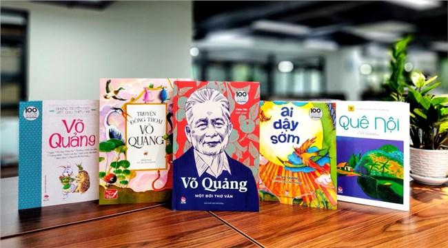 """Kỉ niệm 100 năm ngày sinh của nhà văn Võ Quảng 1920 -2020: """"Võ Quảng – Một đời thơ văn"""" (9/9/2020)"""
