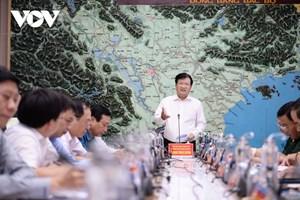 THỜI SỰ 12H TRƯA 16/9/2020: Ban chỉ đạo Trung ương về phòng chống thiên tai yêu cầu các tỉnh, thành phố từ Thanh Hóa đến Bình Thuận triển khai ứng phó cơn bão số 5