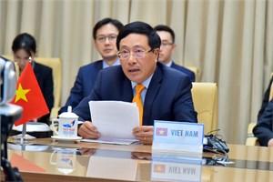 Đối ngoại Việt Nam: Tạo thế và lực mới, dựng xây cơ đồ vững mạnh (09/01/2021)