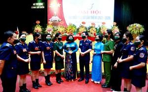 Những đóng góp quan trọng của những nữ quân nhân Cảnh sát biển trong xây dựng lực lượng (21/10/2021)