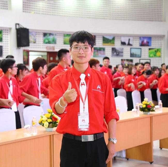 Bạn trẻ Nguyễn Văn Huyến: Người cống hiến vì cộng đồng (13/10/2021)