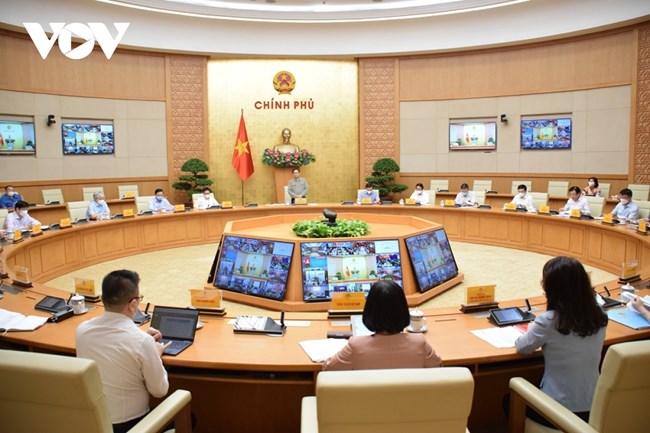 THỜI SỰ 18H CHIỀU 9/10/2021: Thủ tướng Phạm Minh Chính: Tình hình mới phải có cách tổ chức thực hiện mới sát với yêu cầu thực tiễn