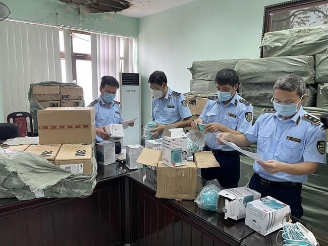 Hà Nội: Đẩy mạnh kiểm tra các địa bàn trọng điểm về buôn lậu, gian lận thương mại (12/10/2021)