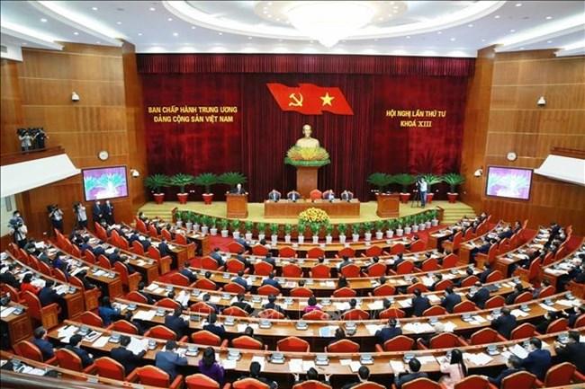 Nâng tầm công tác xây dựng chỉnh đốn đảng lên mức cao hơn (12/10/2021)