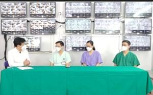 Thầy thuốc BV Hữu nghị Việt Đức tại TP Hồ Chí Minh: Vượt gian khó níu giữ bệnh nhân Covid 19 (16/10/2021)