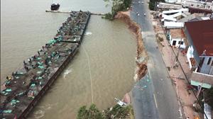 THỜI SỰ 18H CHIỀU 24/10/2021: Đường sắt đứt gãy, đường bộ ngập lụt, cao tốc sạt lở - Giao thông qua miền Trung bị ách tắc nhiều giờ do mưa lũ