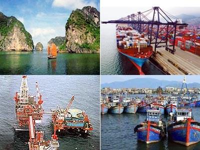 Triển khai kinh tế biển xanh - đòn bẩy để phát triển bền vững (6/10/2021)