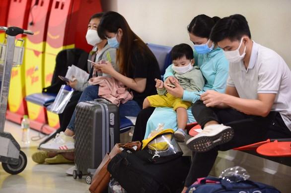 THỜI SỰ 21H30 ĐÊM 10/10/2021: Đà Nẵng bác bỏ thông tin từ chối tiếp nhận chuyến bay từ TP.HCM về Đà Nẵng.