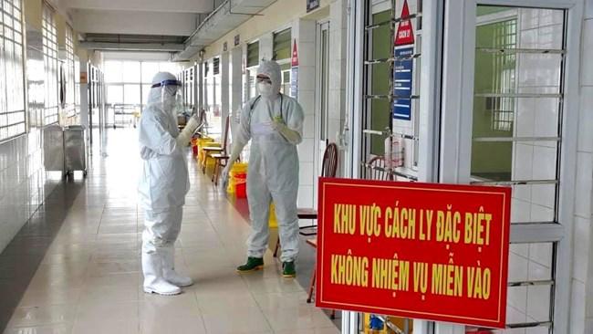 Quảng Ninh đang kiểm soát tốt tình hình dịch covid-19 (20/2/2021)
