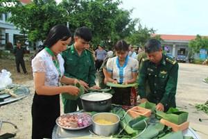 Những hành trình đưa niềm vui Tết đến vùng sâu, biên giới ở tỉnh Kon Tum (1/2/2021)