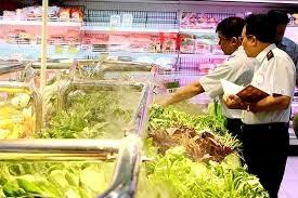 Chính phủ tăng cường đảm bảo an toàn thực phẩm