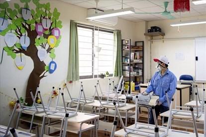 Đảm bảo an toàn cho học sinh và giáo viên khi trở lại trường học sau kỳ nghỉ Tết nguyên đán dài ngày do tác động của dịch Covid 19 (2/3/2021)