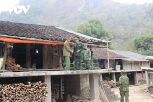 Lính biên phòng- những công dân đặc biệt góp phần đổi thay xóm núi Nà Thúng, Hạ Lang, Cao Bằng (18/03/2021)