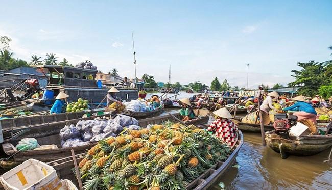 Đồng bằng sông Cửu Long -