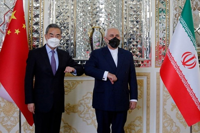 Mục tiêu chiến lược của Trung Quốc và Iran khi ký thỏa thuận hợp tác toàn diện dài 25 năm (30/03/2021)