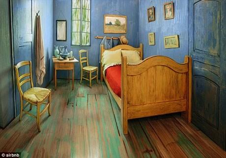 """Triển lãm kỹ thuật số có tên gọi """"Tranh Van Gogh khổng lồ"""" tại Chicago, Mỹ (24/03/2021)"""