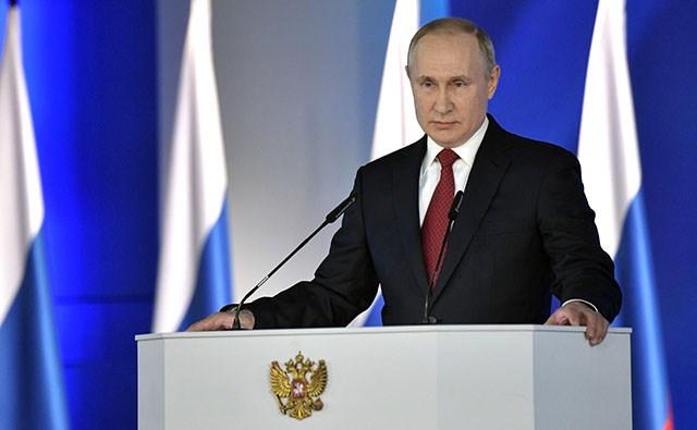Thông điệp liên bang và tầm nhìn đối nội, đối ngoại của nước Nga (22/4/2021)