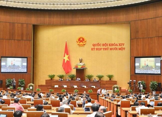 Đại biểu kỳ vọng nhân sự mới của các cơ quan thuộc Quốc hội (06/04/2021)
