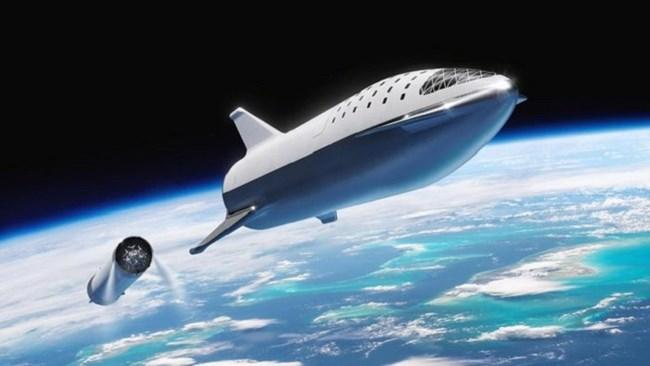 Cạnh tranh địa chính trị nước lớn trên không gian vũ trụ (28/4/2021)