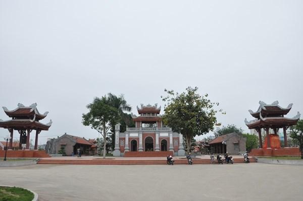 Đền Xã Tắc (TP Móng Cái, Quảng Ninh) vừa được công nhận là di tích LS-VH cấp Quốc gia (19/4/2021)