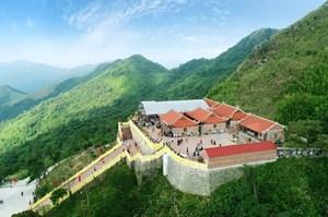 Giới thiệu điểm du lịch tâm linh chùa Am Ngọa Vân ở Đông Triều - Quảng Ninh (16/4/2021)