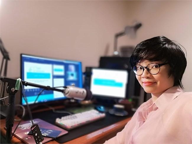 Tiến sĩ Cherry Vũ với mong ước xây dựng một cộng đồng doanh nghiệp Việt Nam hiệu quả và hạnh phúc (20/4/2021)