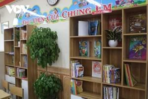 """Dự án: """"Bước chân của sách"""" và sự lan tỏa văn hóa đọc, tri thức trong nhà trường (21/04/2021)"""