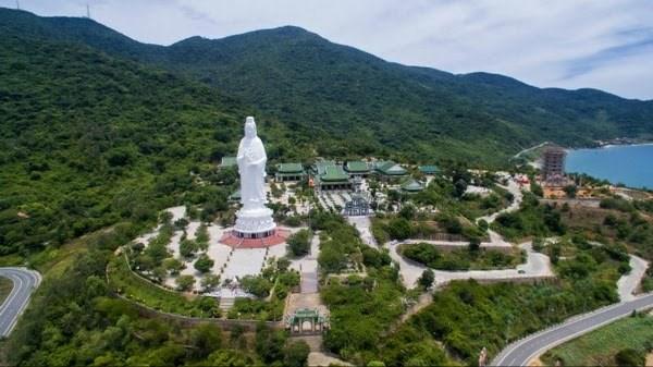 Chùa Linh Ứng - Nơi có tượng Phật Quan Âm cao nhất Đông Nam Á (17/04/2021)