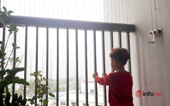 Đảm bảo an toàn cho trẻ ở chung cư (26/04/2021)