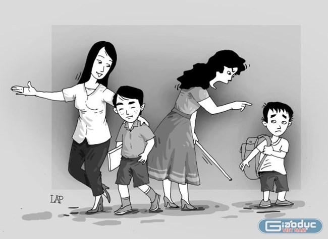 Cần dạy con đúng cách, đừng dạy con theo kiểu vi phạm pháp luật! (17/4/2021)