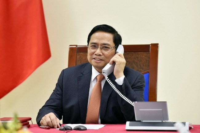 THỜI SỰ 18H CHIỀU 20/4/2021: Thủ tướng Phạm Minh Chính điện đàm với Thủ tướng Singapore Lý Hiển Long.