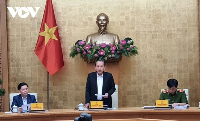 THỜI SỰ 18H CHIỀU 9/4/2021: Phó Thủ tướng Trương Hòa Bình phê bình 30 tỉnh, thành phố có số người chết do tai nạn giao thông tăng.