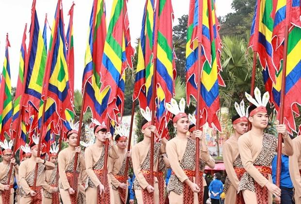 Giỗ tổ Hùng Vương: Lan tỏa sức mạnh đoàn kết, tương thân tương ái, gắn kết cội nguồn (21/4/2021)
