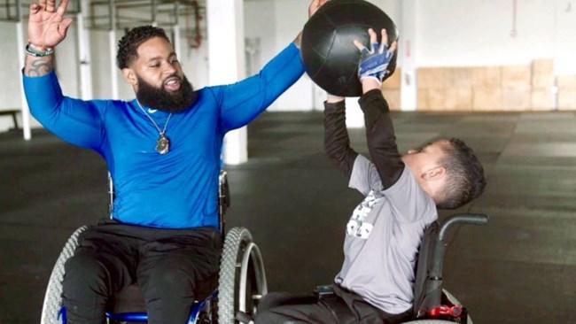 Anh Wesley Hamilton - người truyền cảm hứng giúp người khuyết tật hòa nhập tốt hơn với xã hội (1/04/2021)
