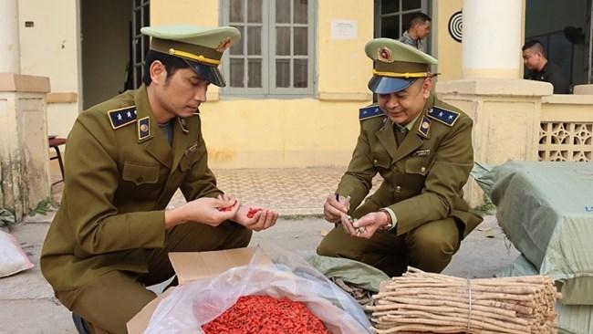 Lạng Sơn: Thu giữ gần 4 tạ  thuốc bắc nhập lậu, gas giả, kém chất lượng (15/04/2021)