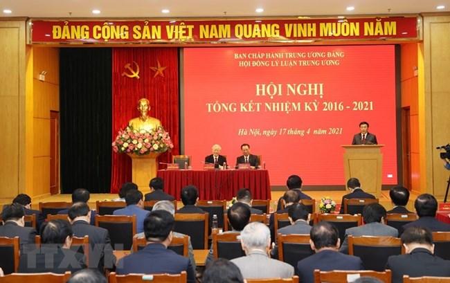 THỜI SỰ 12H TRƯA 17/04/2021: Tổng bí thư Nguyễn Phú Trọng dự Hội nghị tổng kết nhiệm kỳ 2016-2021 của Hội đồng lý luận Trung ương.