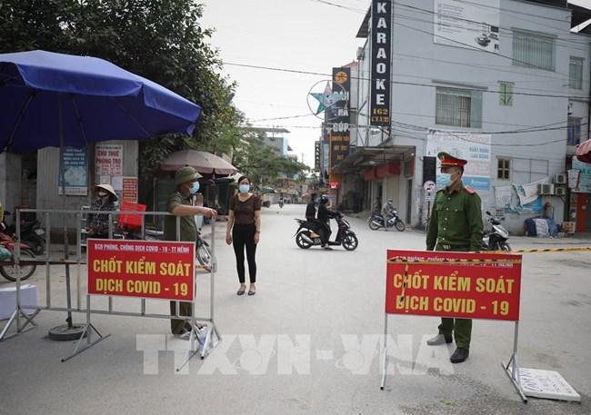 THỜI SỰ 12H TRƯA 16/05/2021:  Dịch Covid-19 ở tỉnh Bắc Giang có tốc độ lây lan nhanh, phức tạp