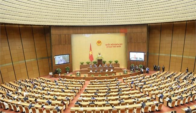 Quốc hội đổi mới vì dân (23/05/2021)