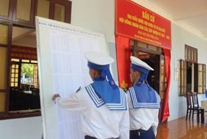 THỜI SỰ 6H SÁNG 16/05/2021: Sáng 16/5,  cử tri các điểm đảo huyện Trường Sa và 6 xã biên giới huyện Nam Giang, Quảng Nam, chính thức thực hiện bầu cử QH khóa XV và HĐND các cấp nhiệm kỳ 2021-2026.