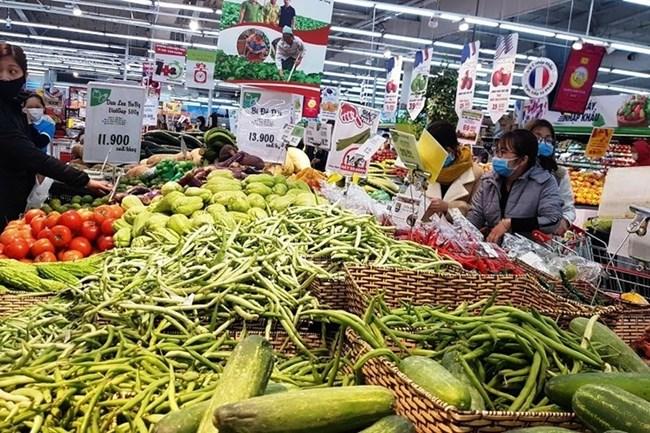 Tổng Cục QLTT lên kế hoạch ứng phó tình huống thị trường biến động về cung cầu, giá cả hàng hóa dịch COVID-19 (6/5/2021)