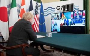 """Hội nghị G7: Những quan tâm về """"các mối đe dọa đang nổi lên"""" (6/5/2021)"""